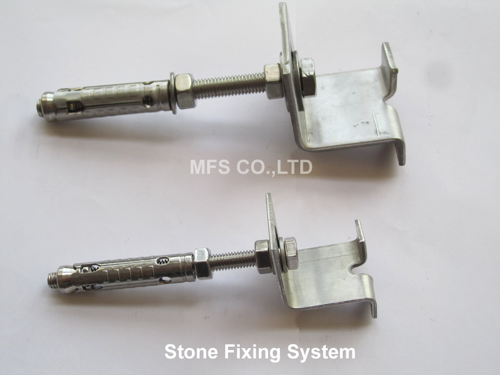 China Marble Fixing System Undercut Anchor Mfs Co Ltd