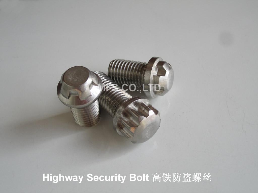highway security bolt